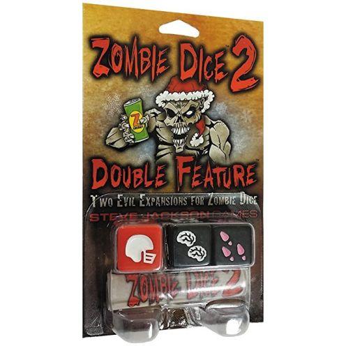 Steve Jackson Games 31324 Zombie Dice 2 Double Feature