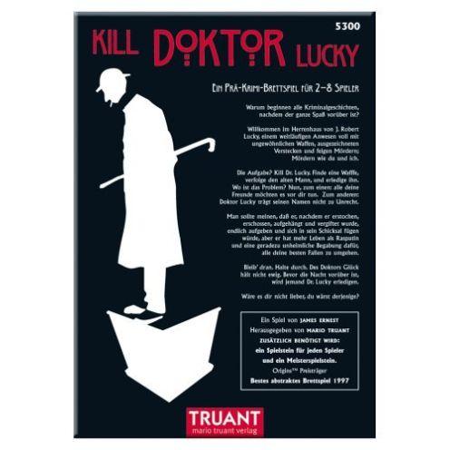 Truant Verlag 5300 Kill Doktor Lucky
