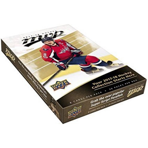 Upper Deck 2017-18 NHL MVP