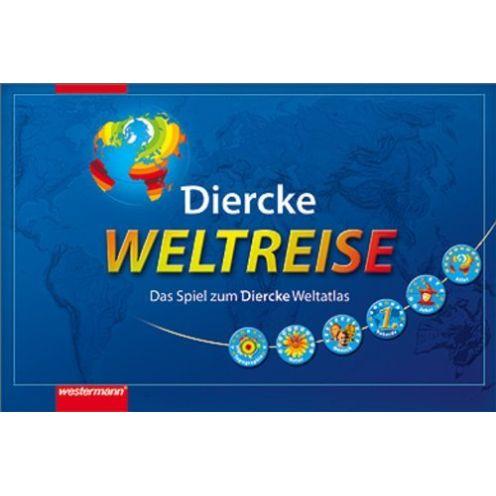 Westermann Spiele Diercke Weltreise