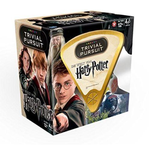 Winning Moves Trivial Pursuit: Das Harry Potter Quiz
