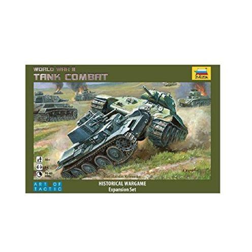 Zvezda 500786222 Tank Combat World War II