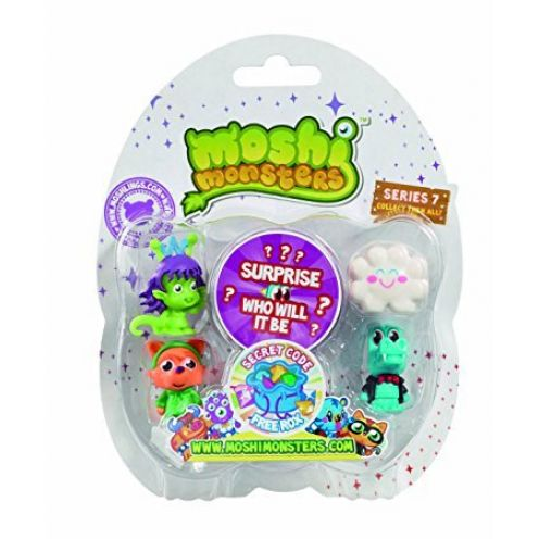 Moshi Monsters 5 Moshlings Packung