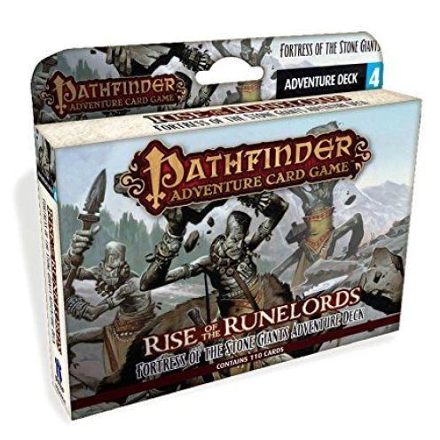 Paizo Publishing Pathfinder Fortress of the Stone Giants Adventure Deck