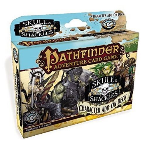 Paizo Publishing Pathfinder: Skull & Shackles Characters Add-On