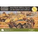 Plastic Soldier Company German Sdkfz 231 Panzerwagen