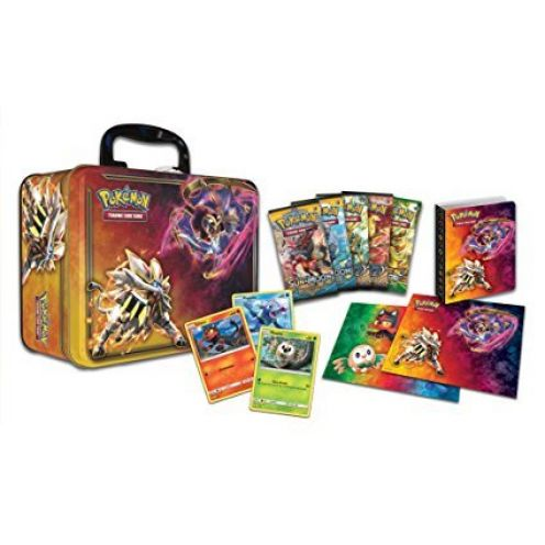 Pokémon Spring 2017 Collector's Chest Treasure Tin