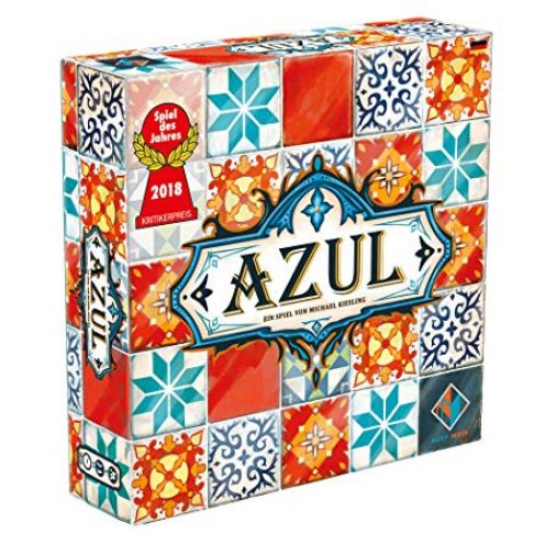 Pegasus Spiele 54801G Azul: Next Move Games