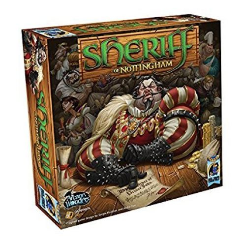 Arcane Wonders AWGDTE01SON - Sheriff of Nottingham