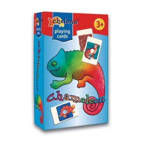 Chelona 595003 - Playing Cards Chamäleon