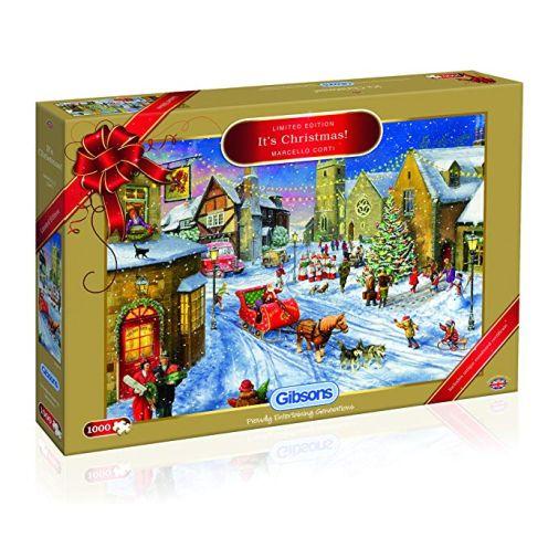Gibsons Games Jigsaw - Es ist Weihnachten!