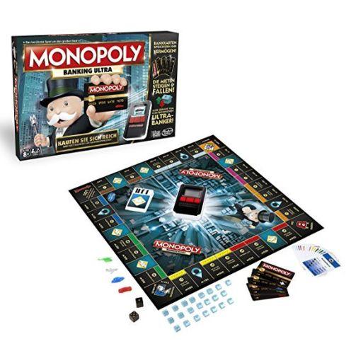 Hasbro B6677100 - Monopoly Banking Ultra