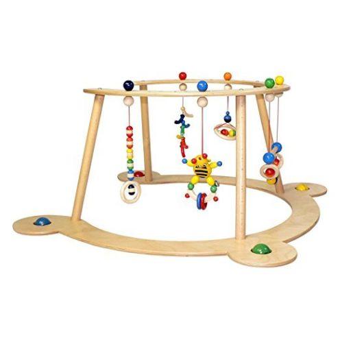 Hess 13333 - Babyspiel und Lauflerngerät