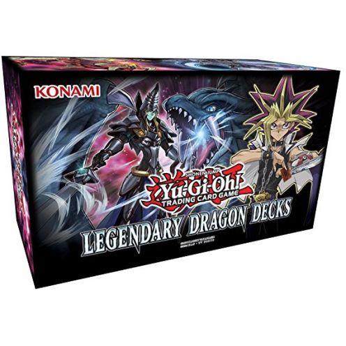 Konami Yu-Gi-Oh! Legendary Dragon Decks Standard