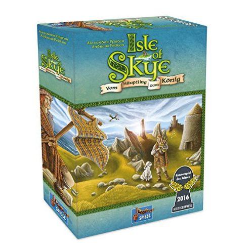 Lookout Games 22160078 - Isle of Skye
