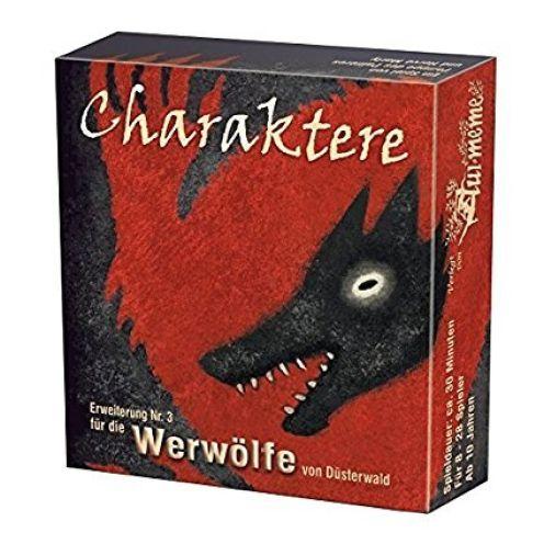 Lui-meme 001821 - Die Werwölfe von Düsterwald