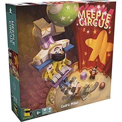 Matagot SAS MATSMEE1 - Meeple Circus