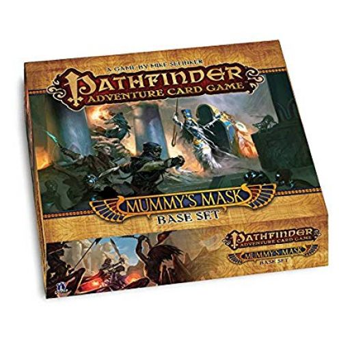 Paizo Publishing PAI06030 - Kartenspiel Pathfinder: Mummy's Mask Base Set