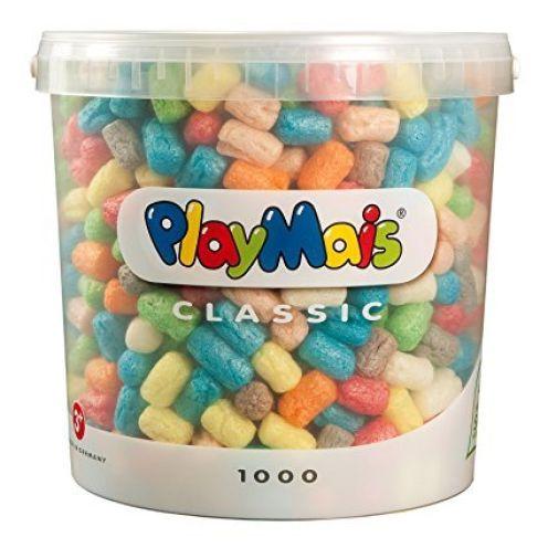 PlayMais 160027 - PlayMais Basic 1000 Eimer