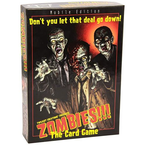 Twilight Creations 2400 - Zombies Card Game