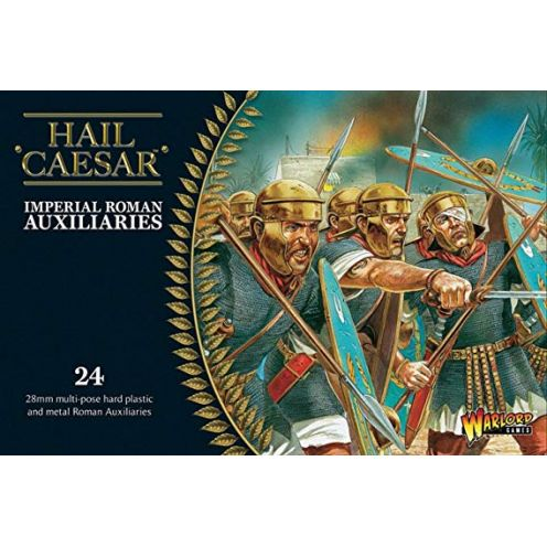 Warlord Games Hail Caesar 28mm Imperial Roman Auxiliaries