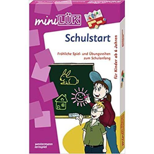 Westermann Spiele Lernspiel Mini-Lük