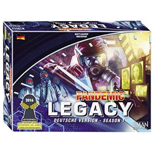 Z-Man Games 691170 - Pandemic Legacy