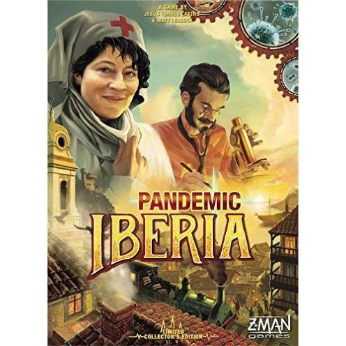 Z-Man Games ZMG71120 Pandemic: Iberia