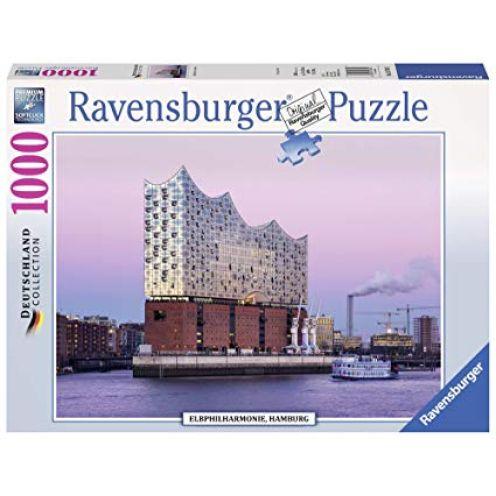 Ravensburger 19784 Elbphilharmonie Hamburg Puzzle