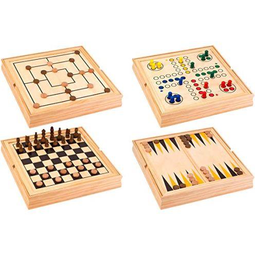 Legnoland 37804 Spielesammlung aus Holz