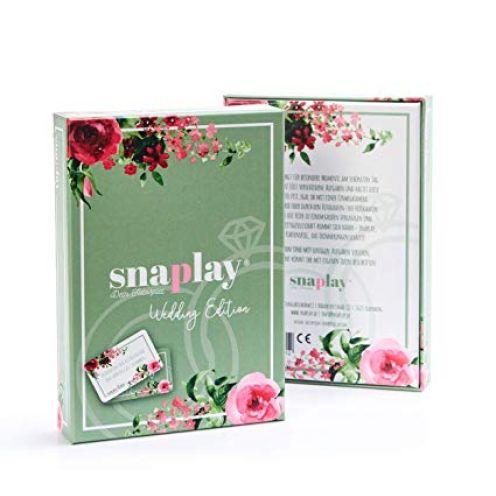 Snaplay I 65 Fotoaufgaben für die Hochzeit