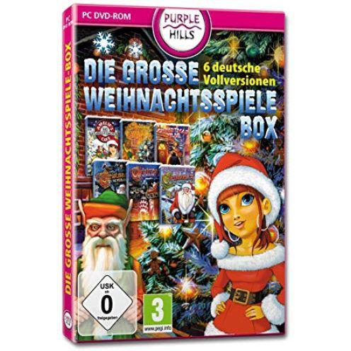 Weihnachtsspiele Box