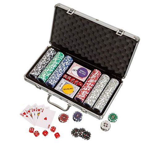 Philos Spiele 3757 - Aluminiumkoffer