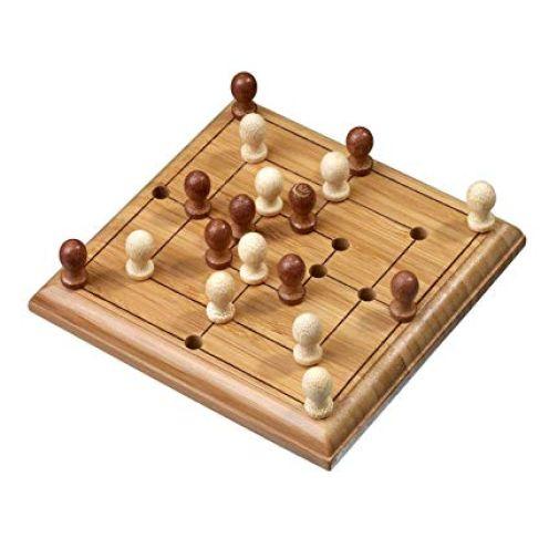 Philos Spiele 6491 - Mühle