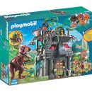 Playmobil 9429 - Basecamp mit T-Rex Spiel