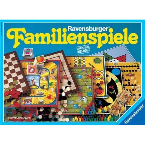 Beliebte Familienspiele