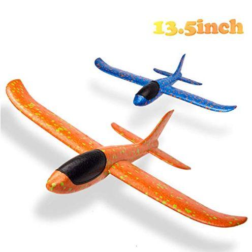 BeYumi 2pcs Flugzeug