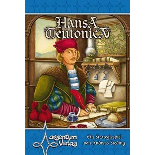 Argentum 0018 - Hansa Teutonica