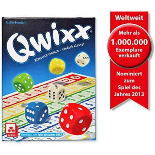 Nürnberger Spielkarten 4015 - QWIXX