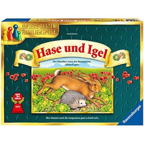 Ravensburger 89754 - Hase und Igel