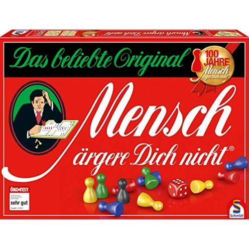 Schmidt Spiele 49020 Mensch ärgere Dich Nicht Jubiläumsausgabe