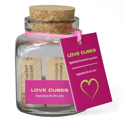 LOVE CUBES – Inspiration für die Liebe