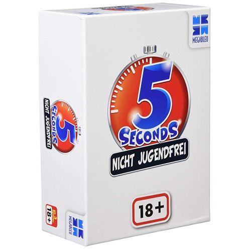 Megableu 5 Seconds - Nicht jugendfrei Erwachsenenspiel