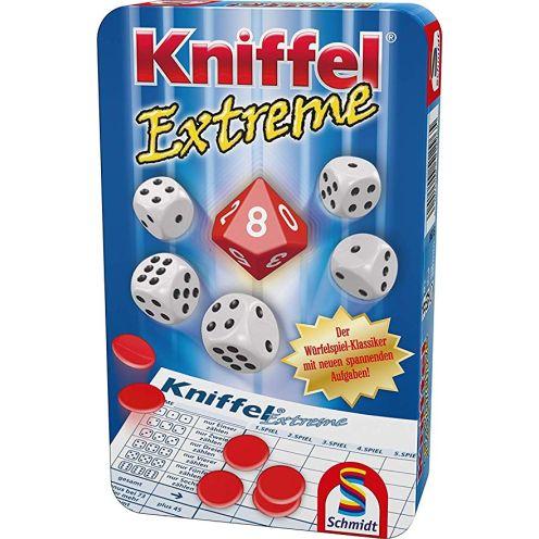 Schmidt Spiele 51296 Kniffel Extreme