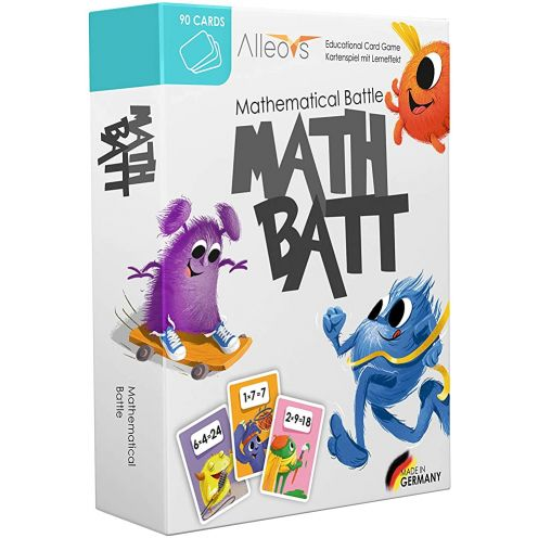 ALLEOVS Math-Batt Mathematik