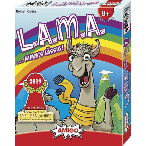 Amigo Kartenspiel L.A.M.A.
