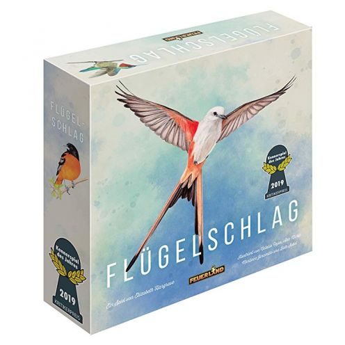 Feuerland Spiele 63558 FLÜGELSCHLAG Brettspiel Deutsche Edition
