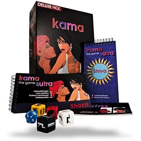 "Goliath Toys Kamasutra ""Deluxe Pack"""