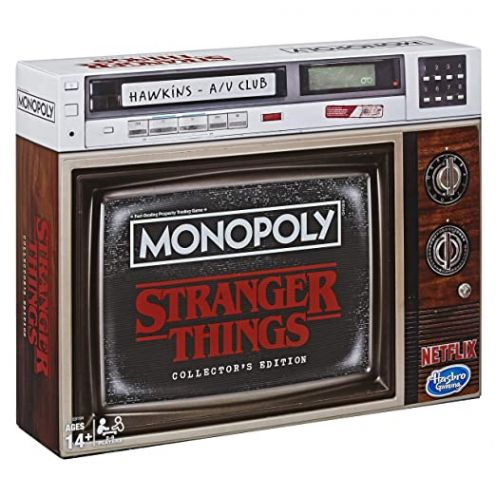 Hasbro Monopoly Stranger Things Sammler-Edition