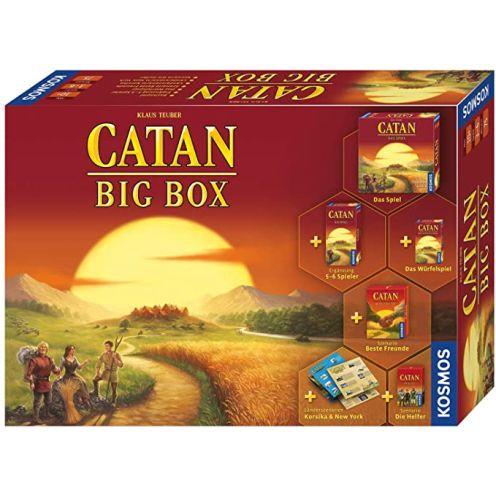 Kosmos CATAN Big Box 2019